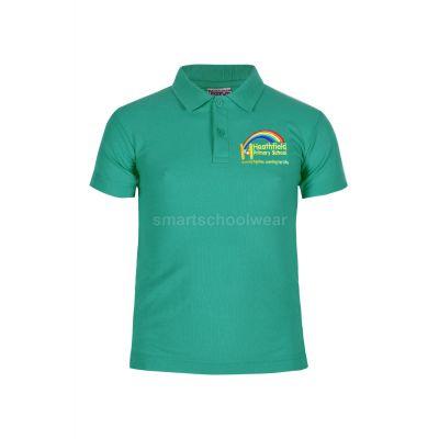 Heathfield Polo Shirt With Logo