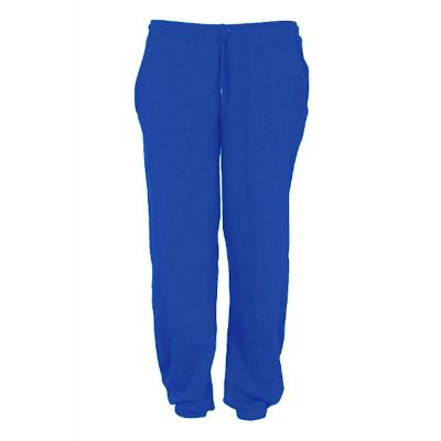 PE Royal Blue Fleece Jog bottoms