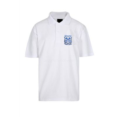 Bolton Parish Primary School Polo Shirt With Logo