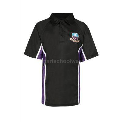 Sharples Secondary School Girls Polo Shirt For P.E