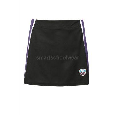 Sharples Secondary School Girls Skort With Logo For P.E
