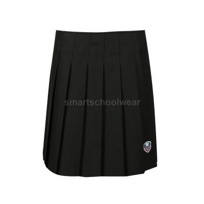 Sharples Girls Skirt With Logo