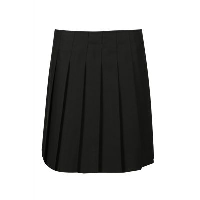 Senior Girls Stitch Down Pleated Skirt